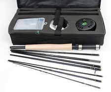 Crystal River Executive Pack Fly Rod, Reel Travel KIt NEW