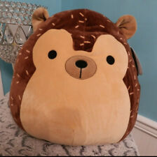 Squishmallow Hans the hedgehog 16� Nwt