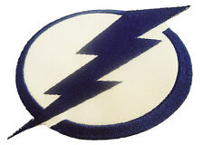 New NHL Tampa Bay Lightning Logo embroidered iron on patch. (IB10)