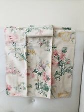 Vintage Ralph Lauren Therese 🌷 Two Standard Pillowcases ~ Feminine Beauty~ 🤍💞