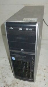 HP xw4600 WorkStation Tower PC Computer w Windows Vista Business Key