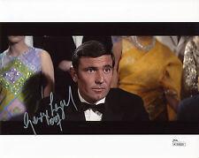 """1641 George Lazenby James Bond 007 Autograph Autographed Signed 8x10"""" Photo"""