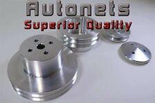 Billet Aluminum Oldsmobile 330-350-400-425-455 Water Pump Crankshaft Alt Pulley