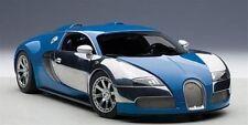 1:18 Autoart Bugatti EB Veyron 16.4 l 'Edition Centenaire wimille 2009+ vitrina L.
