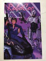 Robocop: Last Stand  #1 of 8 New York Comic Con Variant 2013
