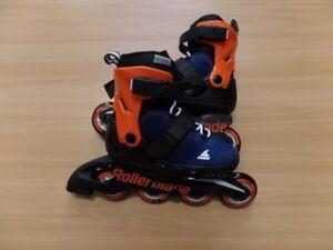 Rollerblade Junior - Microblade - Gr. 33 - 36,5  - NEU -