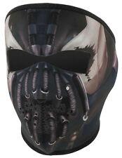 """Zan Headgear Full-Face Neoprene """"PAIN"""" Mask - WNFM097"""