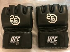 UFC 25th Anniversary Official UFC Fight Gloves (Pair) - Medium
