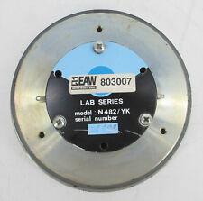 """RCF N482/YK Lab Series EAW 803007 1"""" 8 oHm HF Compression Driver Tweeter"""