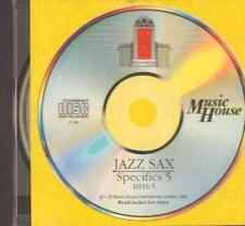 Music House(CD Album)Jazz Sax: Specifics 5-VG