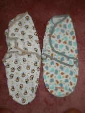 New listing Baby Boy Swaddle Swaddling Blankets Small Medium