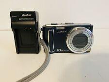 Panasonic LUMIX DMC-TZ4 8.1MP Digital Camera with/Battery & Charger