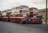 PHOTO Coventry Transport AEC Regent III 118 JKV118 in 1960s on route 22