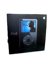 Apple iPod Classic Video 5th Generation 30GB Black -BOX ONLY-