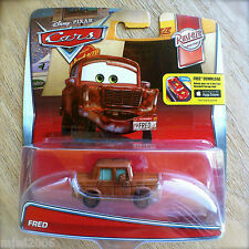 Disney PIXAR Cars FRED diecast RUST-EZE theme 1/12 little small tiny rusty truck