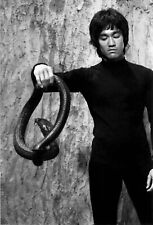"""New Art Print of Bruce Lee from the 1973 film """"Enter the Dragon"""""""
