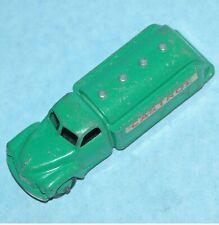 Dinky Toys MECCANO England original 2954 STUDEBAKER OIL TANKER 'CASTROL' #30pa