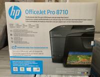 HP Officejet Pro 8710 Inkjet Printer