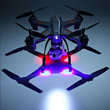 RC Drone Quadcopter With 5MP HD Camera WIFI 6-Axis 4CH Altitude Hold White