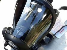 Survivair #773000 40mm NATO Opti-Fit Tactical Gas Mask w/New NBC Filter