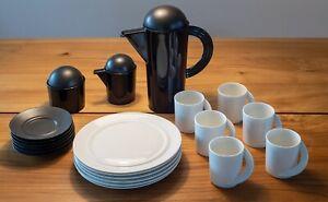 Rosenthal Cupola Kaffeeservice von Bellini / 6 Personen