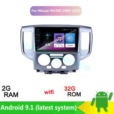 For Nissan NV200 2009-2016 Android 9.1 4G DVD CAR Stereo GPS NAVIGATION SYSTEM