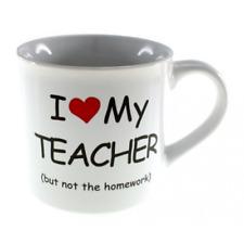 Novelty Mug - I Luv My Teacher