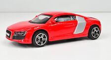 Audi R8 Año fabricación 2009 Rojo Escala 1:43 de Bburago