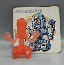 Japanese NECLOS FORTRESS keshi figure MECHALOS Mk2 robot  rubber monster part 3
