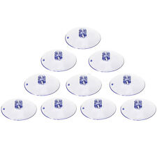 20x Rubber Suction Cup Suckers For Bathroom Window Wall Hook Hanger 25mm