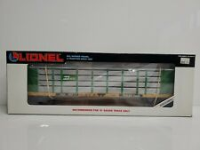 Vintage Lionel Trains 6-16217 Burlington Northern Auto Carrier Green HTF