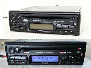 PHILIPS RC625 Radio CD Player Receive, Autoradios VW Golf 4, Passat, Bora