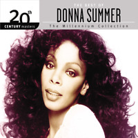 Donna Summer • The Best Of • 20th Century Masters CD 2003 Mercury  •• NEW ••