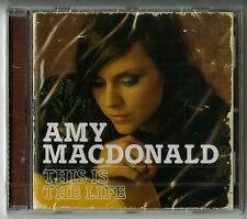AMY MACDONALD : CD - THIS IS THE LIFE - NEU