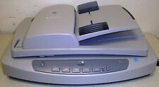 HP Scanjet 5590 50 Sheet Flatbed Color Scanner w/AC USB 48 Bit 2400dpi