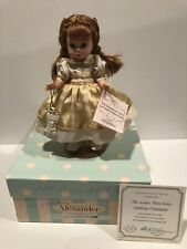 "Madame Alexander Doll ""Fill My Stockings With Lenox"" #36000"