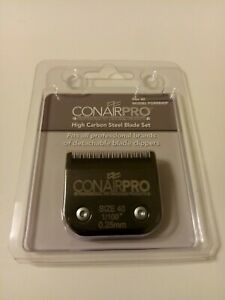 CONAIR CONAIRPRO HIGH CARBON STEEL BLADE SIZE 40