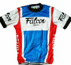 Cycling Short Sleeve Jersey 1880 Falcon Cycling Jersey