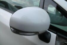 2010 TOYOTA PRIUS O/S DRIVER SIDE MIRROR COMPLETE GENUINE WHITE