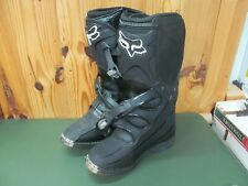Fox Tracker Motorcycle Motocross Racing Boots – Men's 10