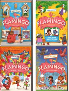 Hotel Flamingo 1-4 Holiday Heat Wave,Carnival...(Paperbacks) FREE shipping $35