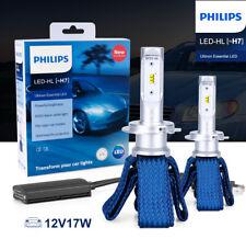 2X NEW Philips H7 +160% bulb light LED 6000K White Headlight lamp 11972UEX2