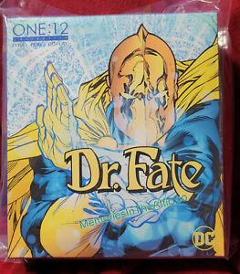 "Mezco Toyz One:12 Collective DC Comics DOCTOR DR. FATE 6"" Action Figure Helmet"