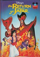 The Return of Jafar by Disney's Book The Fast Free Shipping