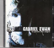 Gabriel Evan - La Chute Des Anges (2003 CD) Columbia/Sony (France) New