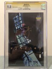 Wytches #1 Midtown Variant CGC SS 9.8. Signed By Scott Snyder