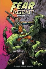 FEAR AGENT: FINAL EDITION VOL 1 TPB IMAGE COMICS RICK REMENDER