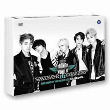 SHINEE 3rd Concert DVD[SHINEE WORLD III IN SEOUL] 2 DISC+100p Special Photo Book