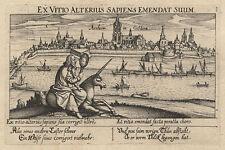Arnheim/Arnhem (Niederlande) - Kupferstich, Meisner Schatzkästlein, um 1625