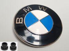 BMW E10 Emblem für Motorhaube erhabene Oberfläche 1502 1602 1802 2002 Ti Tii